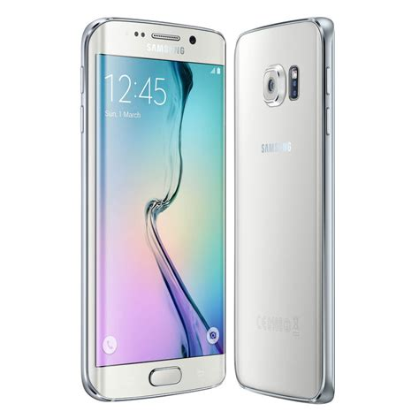 Samsung S6 Edge 64gb samsung galaxy s6 edge 64gb blanco uk libre pccomponentes