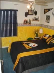 Steelers Bedroom Ideas Pittsburgh Steelers Room Painting Ideas Submited Images