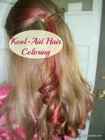 kool aid hair colors how to color hair with kool aid how to color hair with