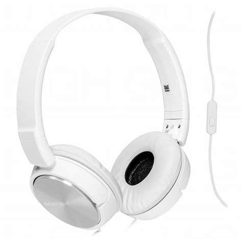 Headset Sony Mdr Zx310ap Sony Mdr Zx310ap Stereo Headset Hvit