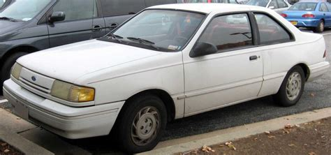 1993 ford tempo information and photos zombiedrive 1992 ford tempo information and photos zombiedrive