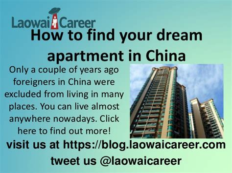 How To Find In China How To Find Apartments In China