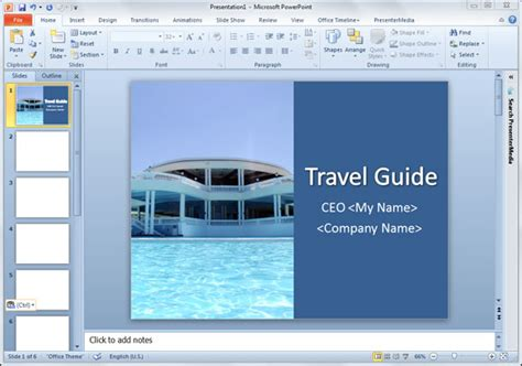 title  powerpoint