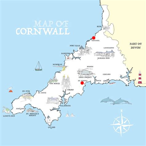 cornwall map in soul cornwall 2017 tintagel castle