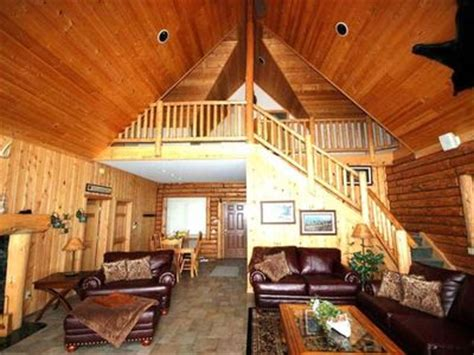 Rent A Cabin In Wisconsin Dells by Log Cabin On Lake Approx 30 Min From Wis Dells Vacation