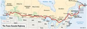 trans canada highway location encyclopedia