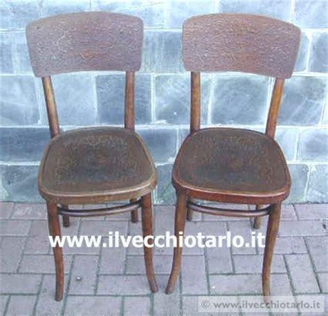 sedie thonet originali coppia sedie thonet offerta vendita sedie tonet originali