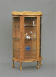 Amish Curio Cabinets For Sale Amish Plain Curio Cabinet Amish Curio Cabinets 6331