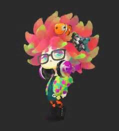 Clay Window Box - splatoon devs showcase more character artwork and new headgear shop my nintendo news