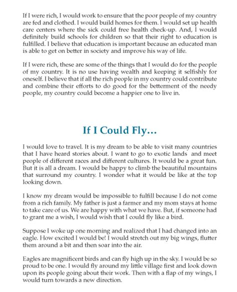 Grade 7 Letter Writing Composition Writing Skill Grade 7 Imaginative Essay Composition Writing Skill Page 8