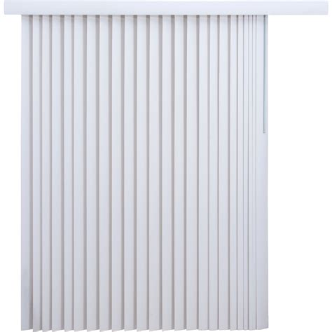 jalousie vertikal mainstays light filtering vertical blinds white walmart