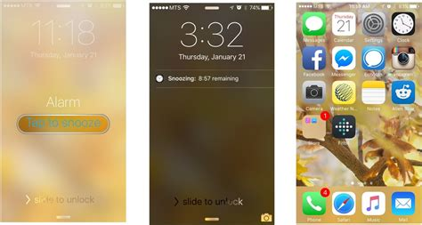 how to clear alarms on iphone and imore