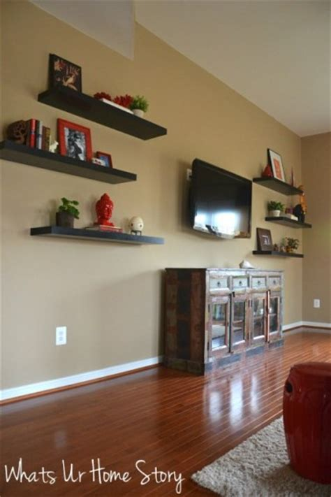 Decorating Ideas To Fill A Corner Home Tour Empty Wall Spaces Empty Wall And Wall Spaces