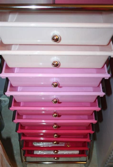 Pink For Drawers by Organization Pink Drawers