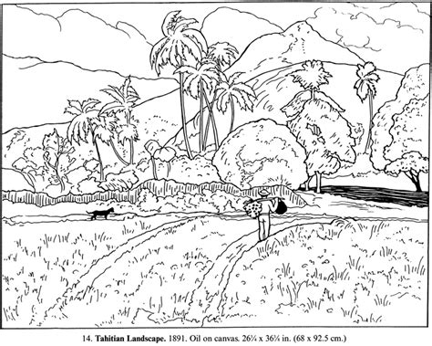 Landscape Coloring Book Art Coloring Pages Coloring Pages Landscape