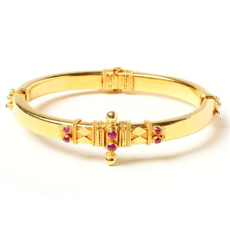 Which Jewelry Style Moderncontemporary Or Traditionalethnic 2 by 226 Best Bangle Antique Images On Indian