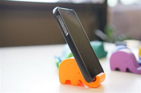 diy iphone stand  tripod ideas styletic