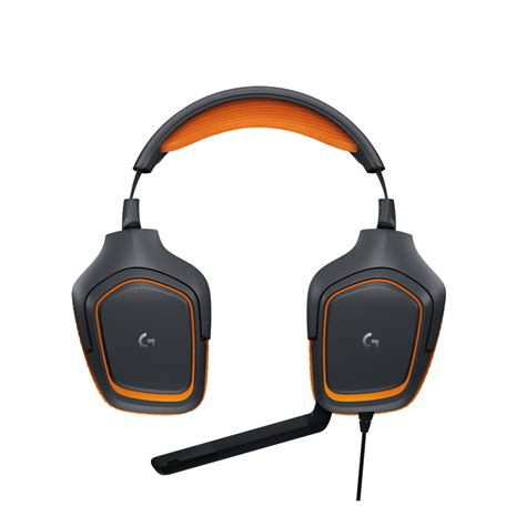 Headphone Gaming Logitech logitech g231 prodigy gaming headset ban leong