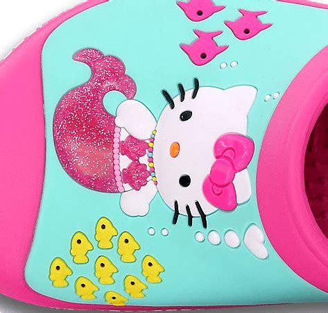 creative crocs  kitty mermaid clog review