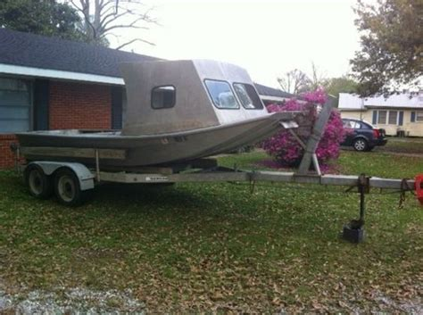 used aluminum boats for sale in baton rouge 1986 flat boat with cabin flat jon boat for sale in
