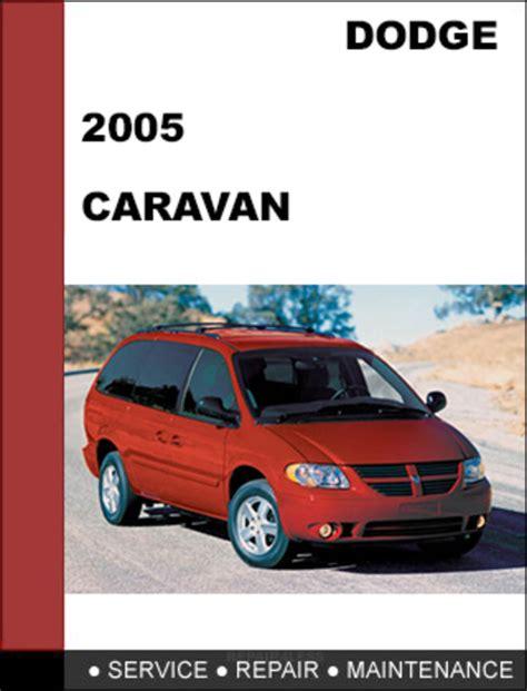 how to download repair manuals 2005 dodge caravan electronic throttle control dodge caravan 2005 factory workshop service repair manual downloa