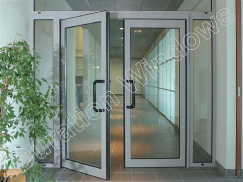 Commercial Entrance Doors Glass Shop Doors And Commercial Entrances For High Traffic Use Duration Windows