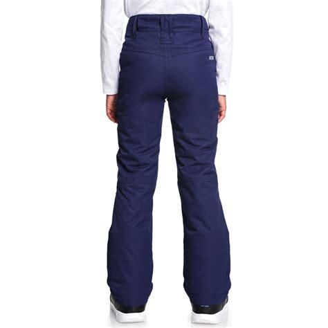 kalhoty roxy backyard girl medieval blue snowboard zezula