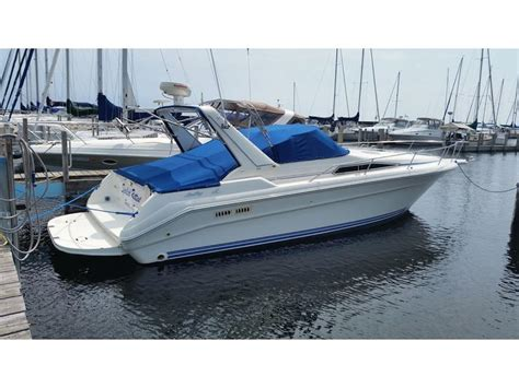 used sea ray boats in michigan 1990 sea ray 310 sundancer powerboat for sale in michigan