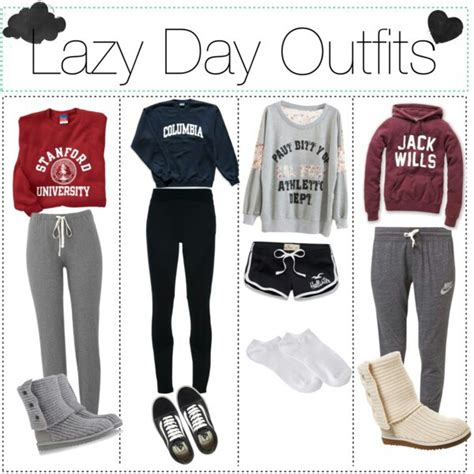 lazy but for school ideas for a lazy day at home