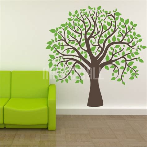 wall stickers pretty tree vinyl decals