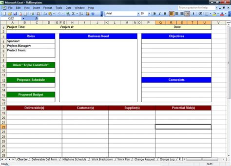 Excel Template For Project Tracking Excel Project Tracking Template Excel Project Management