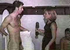 pics of female reporter in the mens locker room cfnm filmvz portal