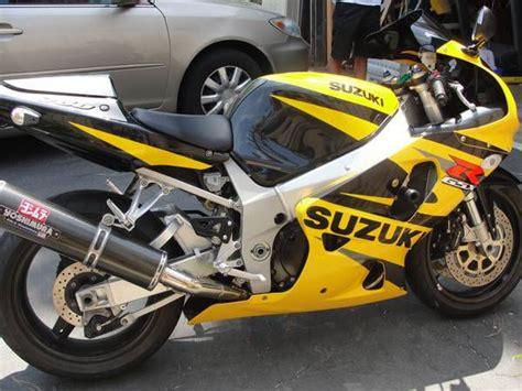 2002 Suzuki Gsxr 750 For Sale 2002 Gsxr 750 Suzuki Bike For Sale On 2040 Motos