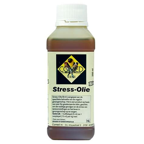 Biojanna 6 250 Ml By A D Bird stressol stress bird 250 ml