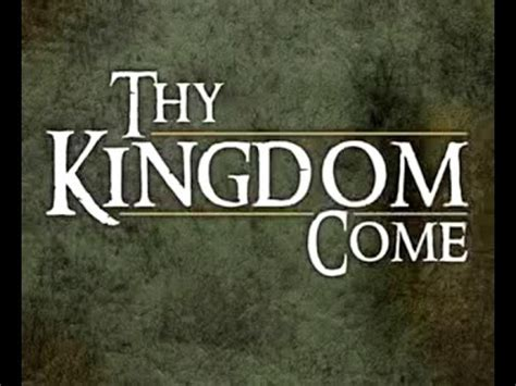 chuck missler thy kingdom come session 2