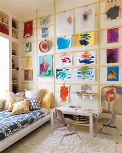 Room Art Ideas 20 interesting ideas to display kids artwork kidsomania