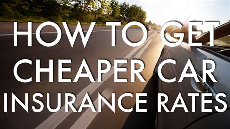 Get Cheap Car Insurance by 12 Tips On How To Get Cheap Car Insurance