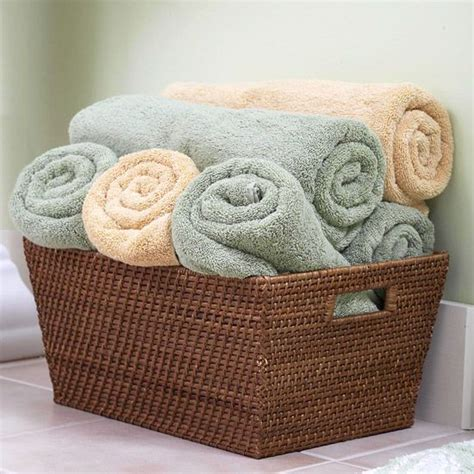Bathroom Towel Storage Baskets Bathroom Towel Storage Home Organization Tips And Wire Baskets Baskets Towel Storage Bathroom