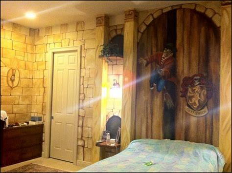 Harry Potter Bedroom Decor by Decorating Theme Bedrooms Maries Manor Harry Potter