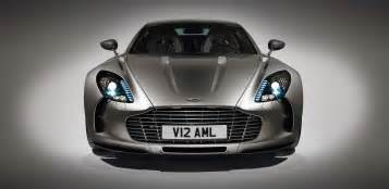 Aston Martin One 77 How Many Made Aston Martin Past Models One 77