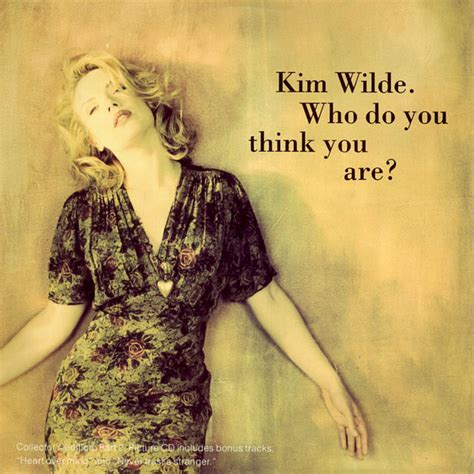 Cd Shakedown You Think You wilde who do you think you are cd at discogs