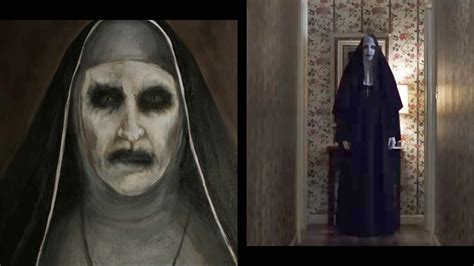 actress who plays the nun in the conjuring vrutika shah