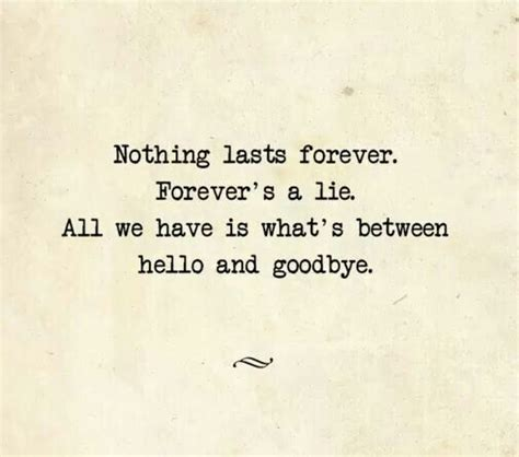 Nothing Is Forever 25 best ideas about nothing lasts forever on