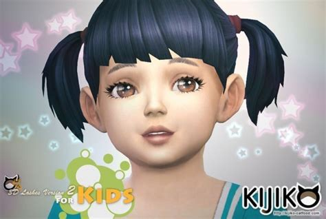 sims 4 toddler eyes cc eyelashes archives sims 4 downloads