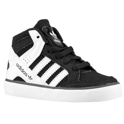 adidas originals hardcourt block toddler shoes sz 4k black nubuck classic 4 new ebay
