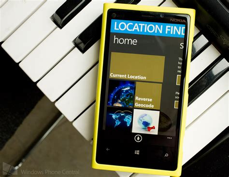 Phone No Address Finder Location Finder For Windows Phone 8 Updated Skydrive