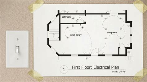 electrical floor plan drawing drawing electrical plans in autocad pluralsight