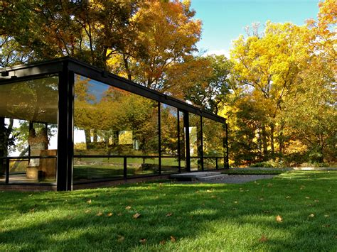 philip johnson glass house the year in review 2014 re examined artjabber