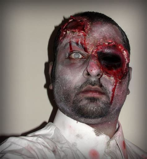 tutorial latex halloween 17 best ideas about zombie makeup tutorials on pinterest