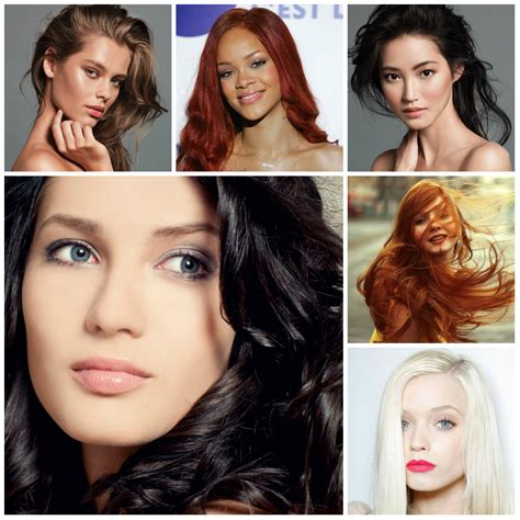 choose your hair color how to choose a good hair color for your skin tone best